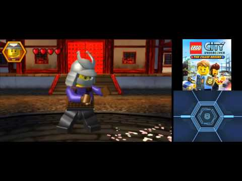LEGO City Undercover 3DS: The Chase Begins  Walkthrough Part 10  Carl Walnuts is Nuts
