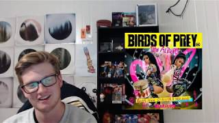 Megan Thee Stallion & Normani Birds of Prey: The Album - Diamonds   (Track Reaction and Review)