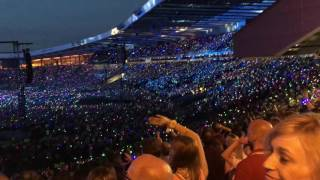 Coldplay - Up and Up (Hampden Park, Glasgow 07/06/2016)