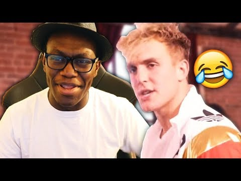 REACTING TO JAKE PAULS NEW SONG