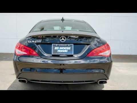 Used 2016 Mercedes-Benz CLA West Palm Beach Juno, FL #HR4231