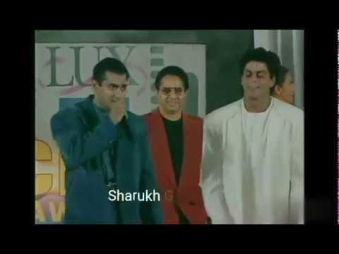 Salman Khan Insulting Sharukh Khan Face To Face