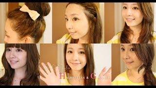 Hairstyles & Goodies♥ Thumbnail