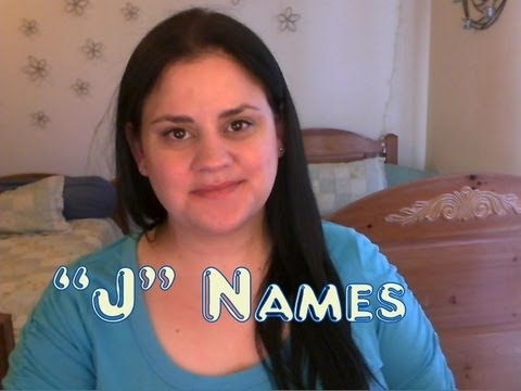 J Baby Names