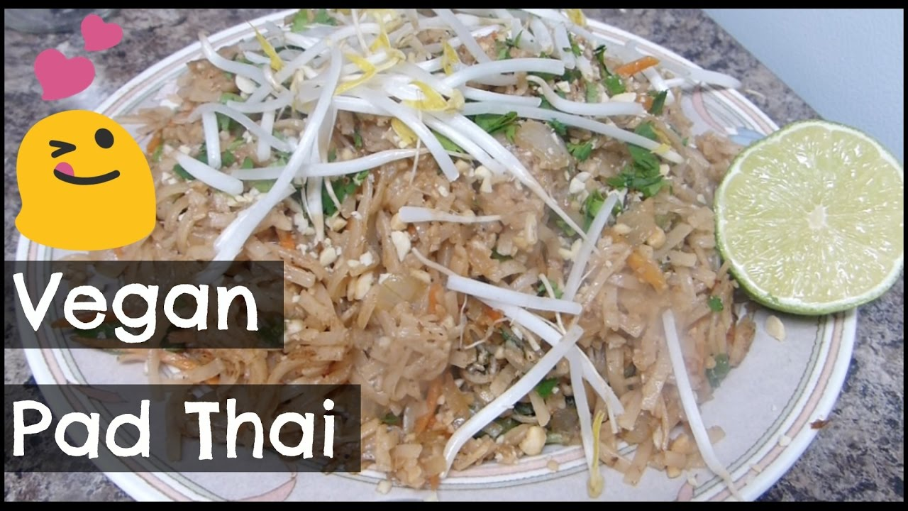 Pad thai veganplant based recipes youtube pad thai veganplant based recipes forumfinder Gallery