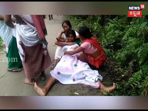Lack of proper road connectivity, woman gives birth near river bank in Majuli