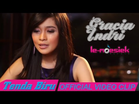 Gracia Indri - Tenda Biru [Official Music Video]