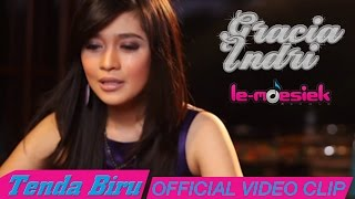Gracia Indri - Tenda Biru [Official Music Video]