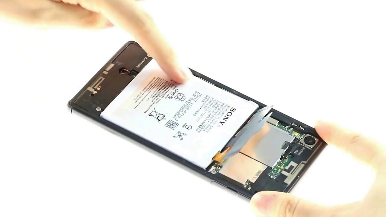 How to reassemble Sony Xperia M4 Aqua after completely teardown?