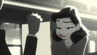 Paperman Teaser HD