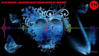 Nightcore - Diamond Heart (Drum cover by TheKays)