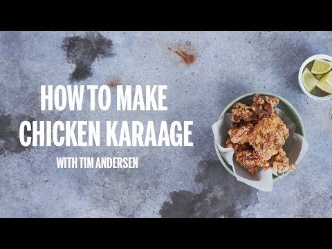 How to make Chicken Karaage | How to cook absolutely everything | GoodtoKnow