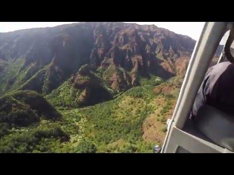 Kauai Helicopter Tour
