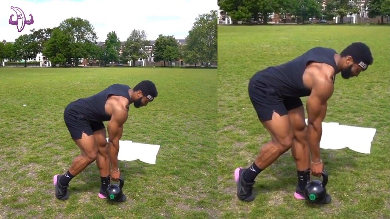 Ejercicios Full Body o de Cuerpo Completo para Ganar Masa Muscular y Fuerza | Full Body Workout