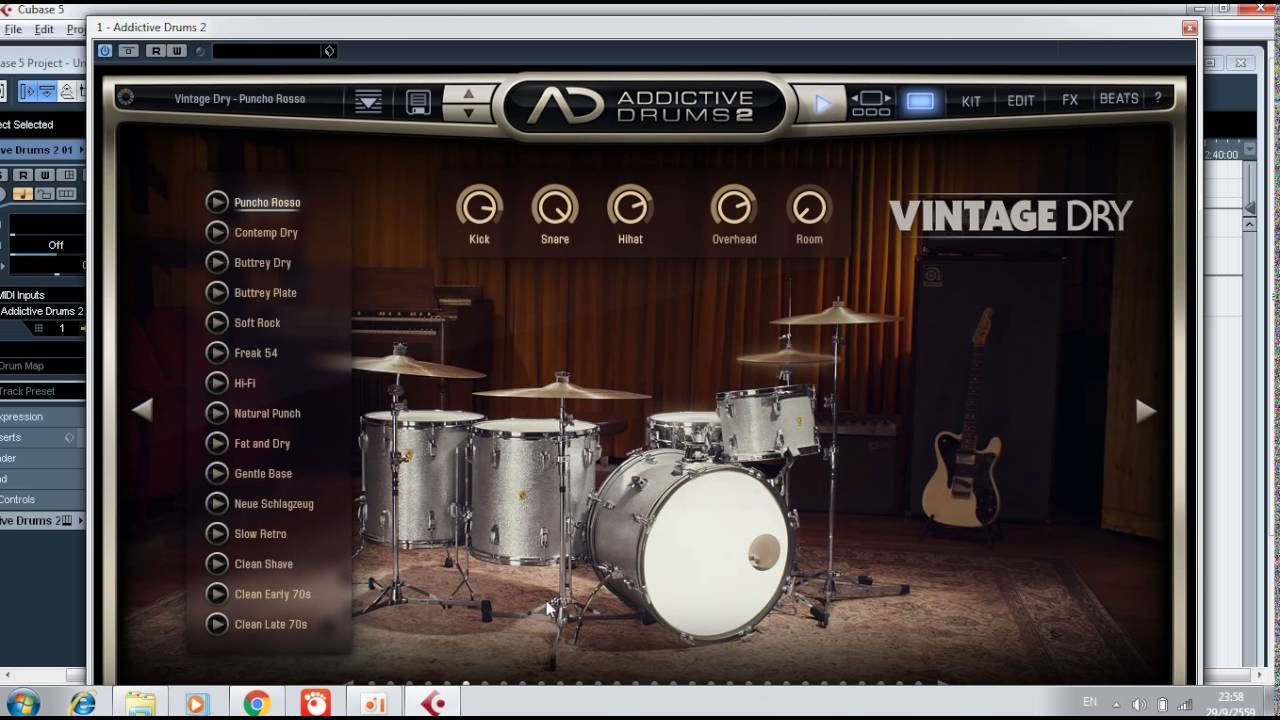 Addictive Drums 2 Complete Collection