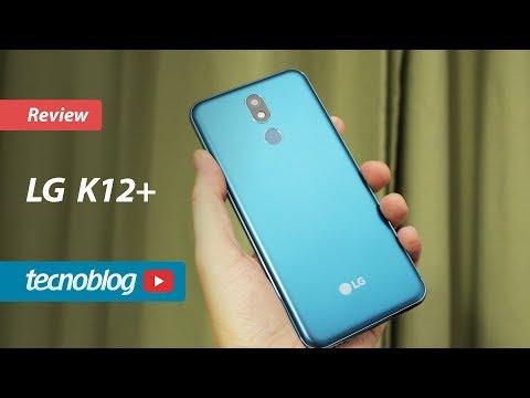 LG K12+ | Review Tecnoblog