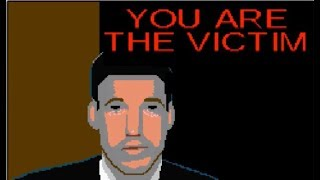 You Are The Victim Walkthrough