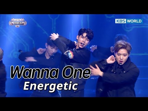 Wanna One - Energetic