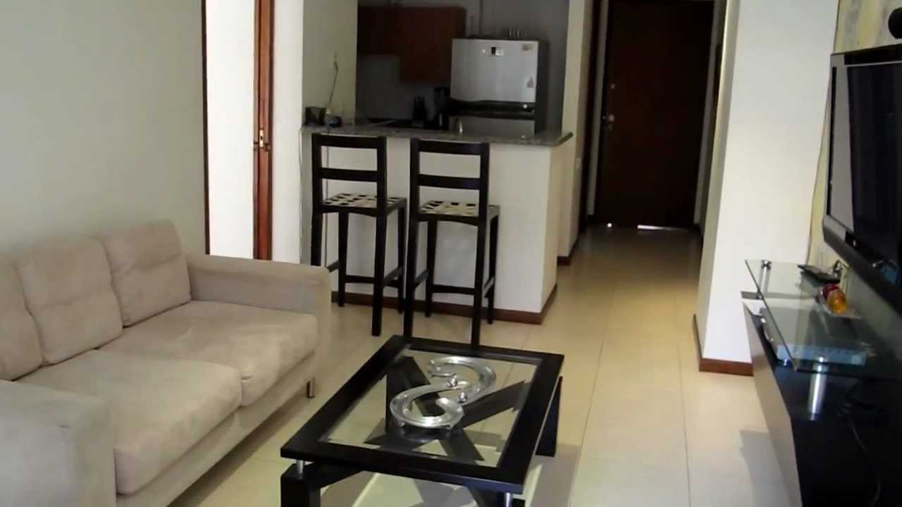one bedroom bachelor's pad - luxury apartment in medellin - zona
