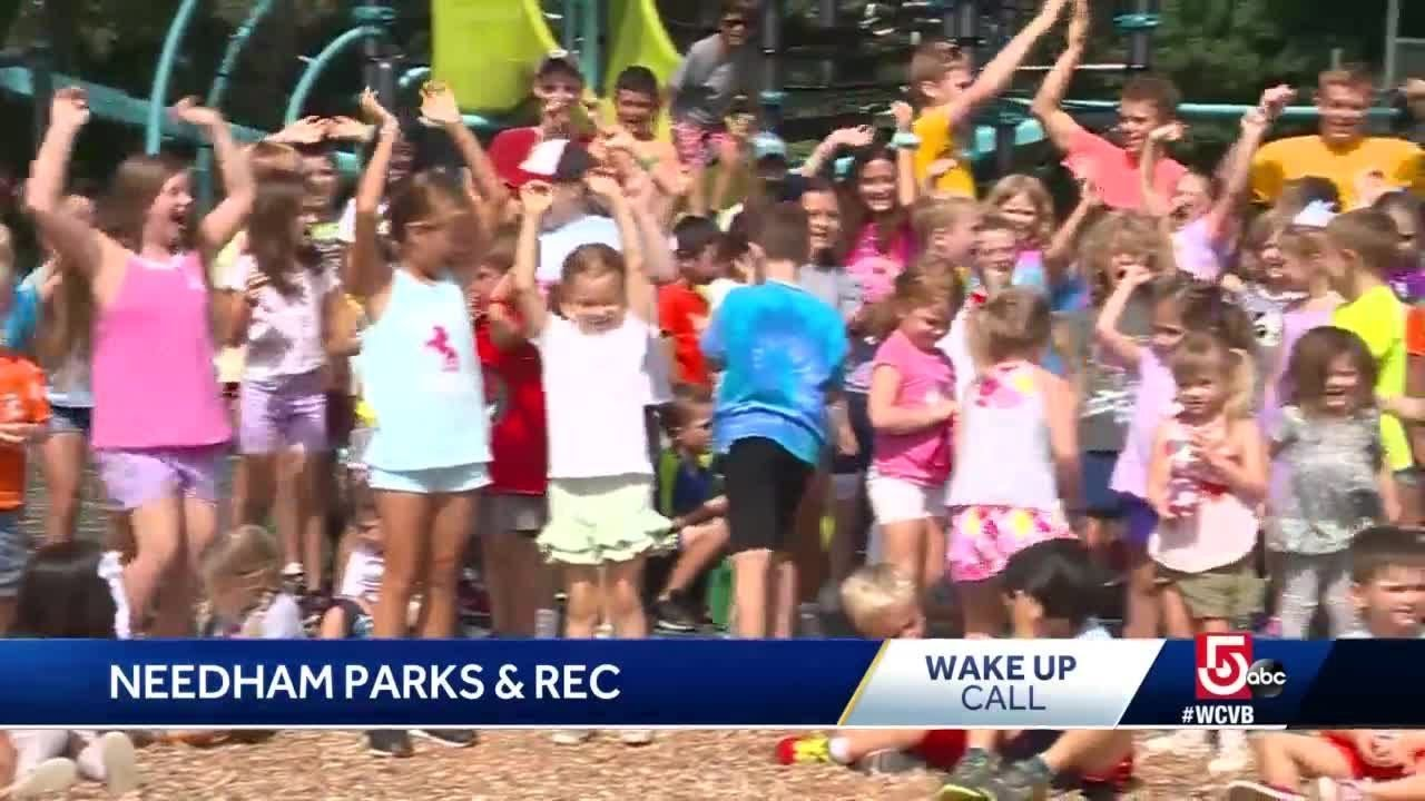 Wake Up Call from Needham Parks and Recreation
