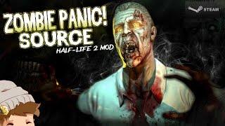 Zombie panic! source (FUNNY( // No quiero estar solo! // zeroh12