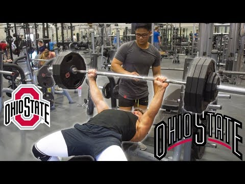 OHIO STATE POWERLIFTING MOCK MEET | 1465 lb. Total