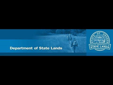 Nov 8 2016 Oregon State Lands DIV 140 Ocean Renewable Energy  (Audio Only) -