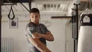 Anthony Joshua Training Motivation | Rising Stars Wake Up Before The Sun | EQ Nutrition