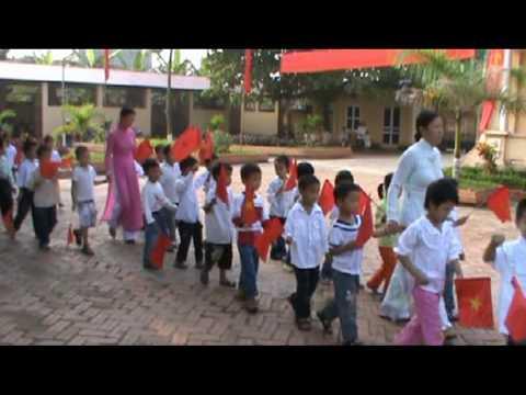 Trường tiểu học Hội Hợp A - DACDUCVIDEOFILM