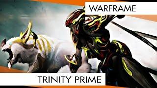 Warframe Trinity Prime : Lobster Butt