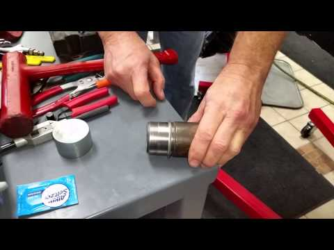 Speedy Sleeve Polyurethane Curb Box Repair Sleeve Insta