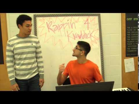 KIDD KRADDICK 2015 Classroom Musical MIss Frerer's AP Music Theory Class THS