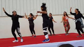 Janu meri jaan remix  zumba   bollywood zumba  weight loss  dance  exercise  vadodara