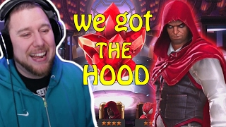 THE HOOD CRYSTAL OPENING   MARVEL Contest of Champions