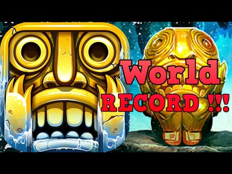 Playing Temple BUT every LIKE makes it Faster (WORLD RECORD 1 YEAR )