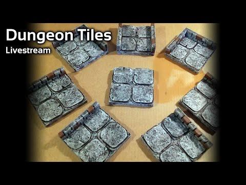 Livestream #001 - Masterclass: Dungeon Tiles