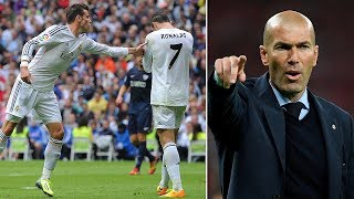 Gareth Bale vs. Cristiano Ronaldo: the rivalry that lead to Zinédine Zidane's departure