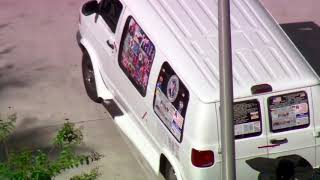 Suspect in custody in connection to parcel bombs