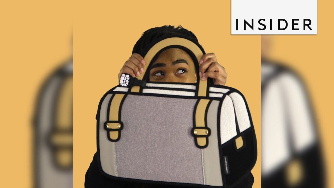 Animate Your Style With These 2d Bags