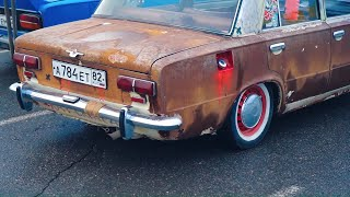 В Крыму Нашли Nissan Skyline Gt-R , Ваз 2106 , Toyota Ae86 И Bmw На Jz