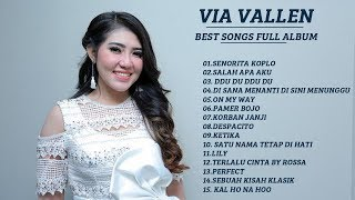 Via vallen greatest hits full album - lagu Via vallen terbaru - Via vallen nonstop  playlist
