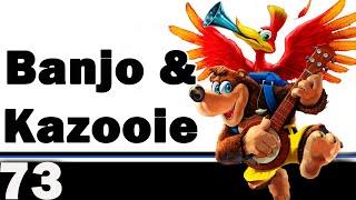 Smash Ultimate гайды - Банджо и Казуи, типичный бард.
