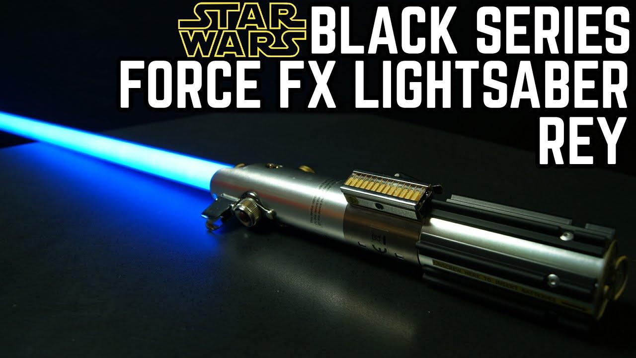 Rey Lightsaber Prop Star Wars The Last Jedi