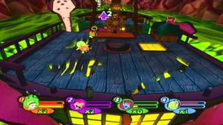 The Grim Adventures of Billy & Mandy (The Video Game) - Big Boogey Adventure Fight