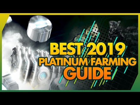 Warframe: FASTEST Ways To Farm Platinum in 2019 For Free thumbnail