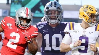 The Best of Week 9 of the 2019 College Football Season - Part 1