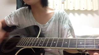Gambar cover Hello,shooting-star / moumoon (cover)