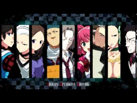[HQ] 999 : 9 hours 9 persons 9 doors FULL OST
