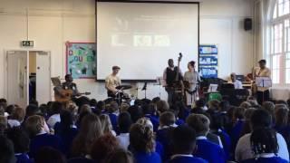 Black History Music Assembly