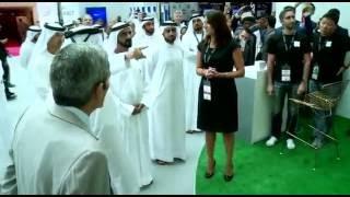 Dubai Internet City @ GITEX 2016